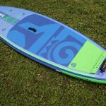starboard inflatable sup astro whopper zen 2017