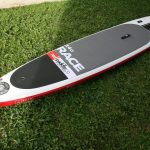 2017 red paddle co inflatable paddle board 14 race