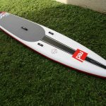 2017 red paddle co sup 14 race paddle board