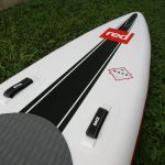 carry handles on 2017 red paddle race 14 inflatable paddle board