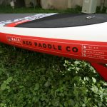 red paddle 2017 race paddle board inflatable sup