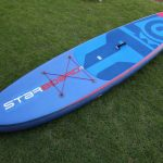 starboard inflatable sup astro atlas deluxe 12