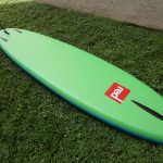 2017 red paddle co 12 6 explorer inflatable paddle board sup