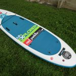 2017 red paddle explorer 12 6 inflatable paddle board sup