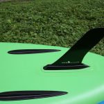 FCS 2 connect sup fin on red paddle co explorer12 6