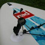 Ram Mount on 2017 red paddle co explorer 12 6 isup