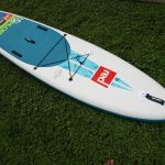 red paddle co explorer 2017 12 ft 6 in touring inflatable sup
