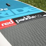 deck area red paddle 2017