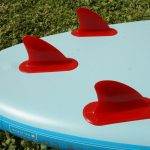 iFIN inflatable paddle board fin system red paddle co