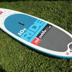 red paddle co ride 10 8 2017 inflatable sup