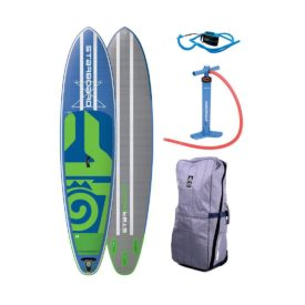 2018 starboard atlas zen touring inflatable paddle board