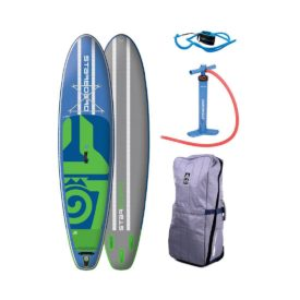 starboard 2018 blend zen inflatable sup paddle board