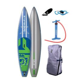 2018 12-6 touring zen starboard paddle board inflatable sup