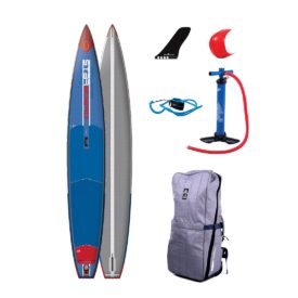 2018 starboard race inflatable sup 14 ft paddle board