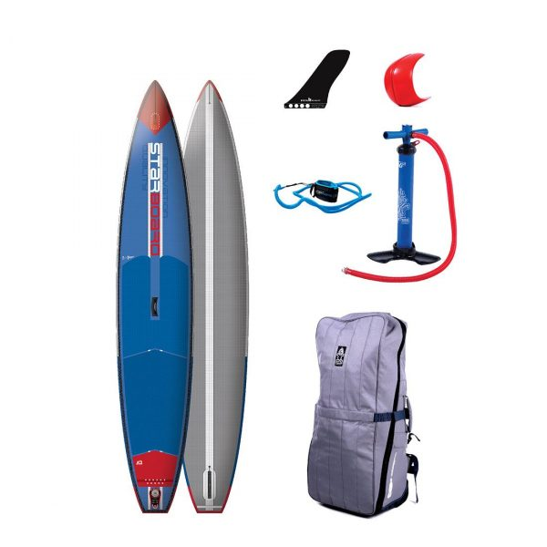 best inflatable race sup starboard 12-6 x 27 allstar 2018