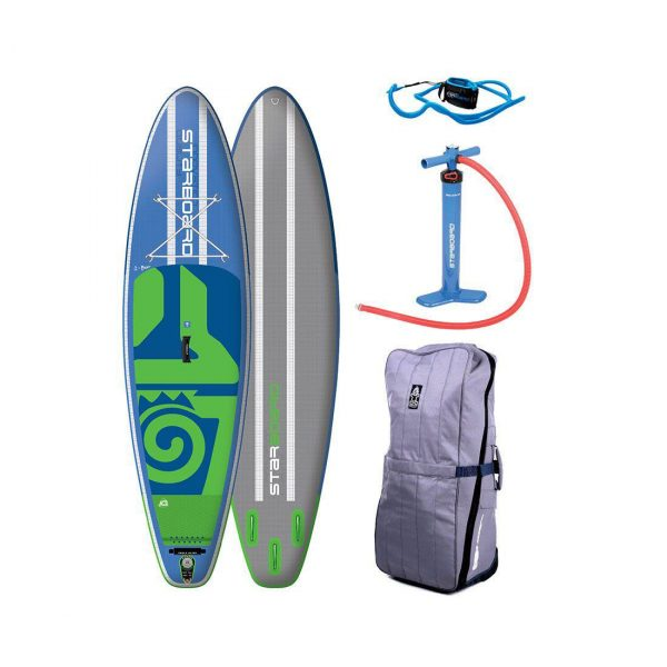 starboard 2018 wide point zen inflatable paddle board