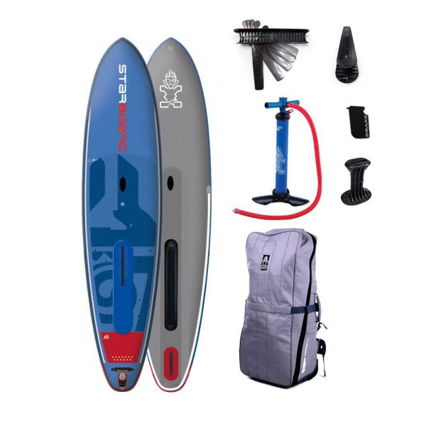 2018 starboard atlas deluxe wind sup paddle board windsurfer