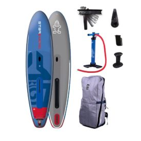 2018 starboard blend deluxe wind sup paddle board 11-2 windsurf