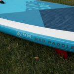 red paddle co MSL fusion construction