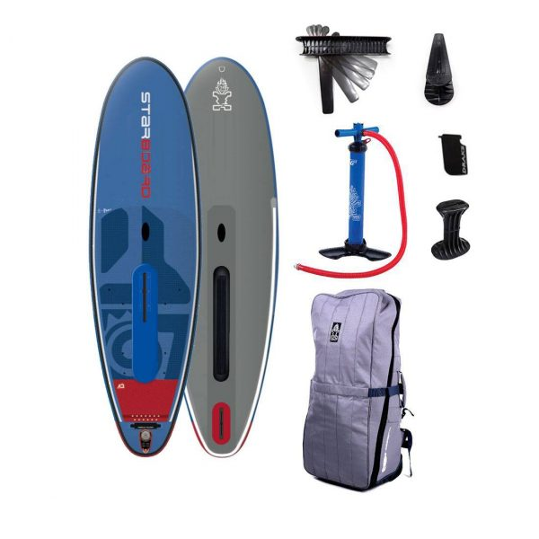 2018 starboard whopper deluxe windsup paddle board