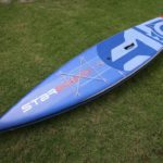 starboard inflatable sup touring 12 6