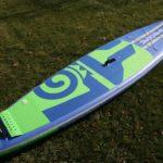 2018 blend starboard zen lite weight paddle board