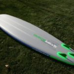 2018 starboard inflatable sup paddle board blend zen 11 2