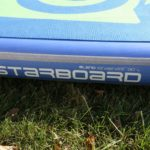 rail compression bands for best starboard inflatable sup