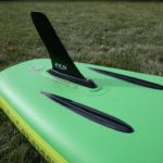 red paddle co inflatable sup fin fcs paddle board