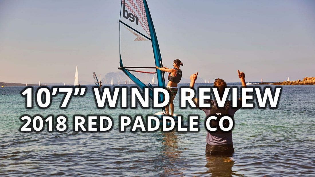 red paddle co wind windsup windsurf paddle board
