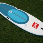 red paddle co windsurf inflatable windsup paddle board