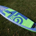 starboard blend 11 2 zen lite weight paddle board sup