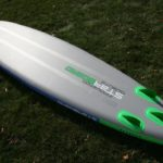 starboard isup paddle board zen