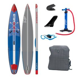 2019 starboard all star airline 12ft 6inch x 27inch inflatable racing paddle board green water sports
