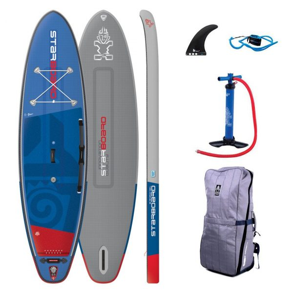 2019 starboard igo 10 8 x 33 deluxe inflatable paddle board sup green water sports