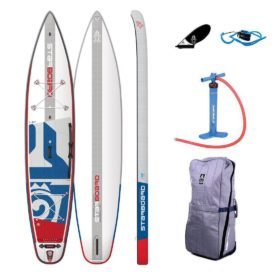 2019 starboard touring 12-6 zen inflatable sup green water sports