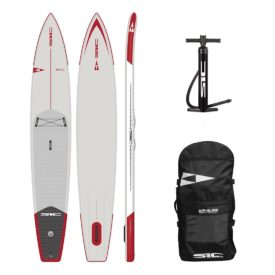 2019 sic maui 14 x 28 rs air glide inflatable racing sup paddle board