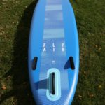 fanatic fly air 10 4 fin box green water sports