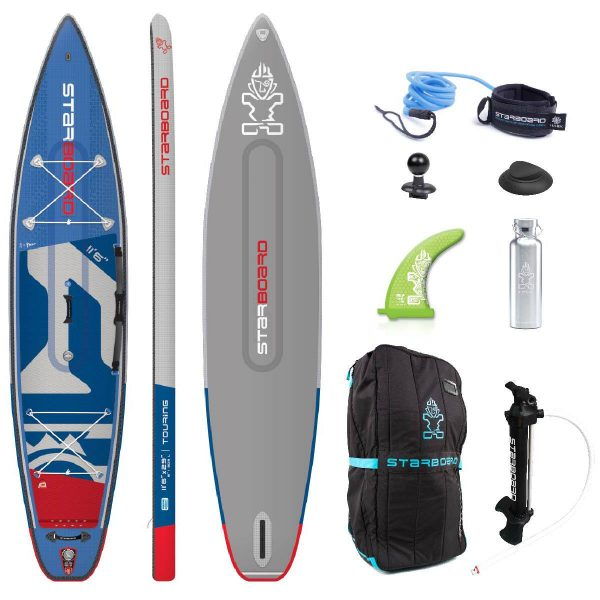 11 6×29 best inflatable touring paddle board starboard 2020 green water sports