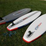 2019 starboard igo zen deluxe dc and zen lite green water sports