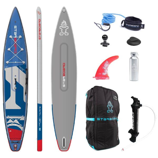 2020 starboard 14×30 touring deluxe double chamber paddle baord isup green water sports