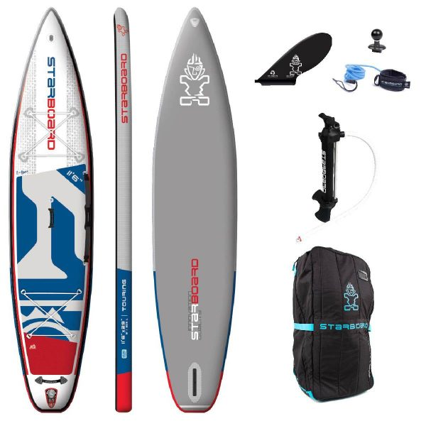 2020 starboard deluxe single chamber stand up paddle board touring 11 6×29 green water sports