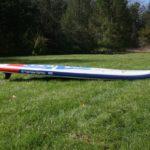 Starboard igo 10 8 zen lite green water sports