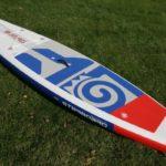 paddle board zen lite starboard 2019 green water sports