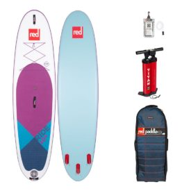 2020 red paddle co 10 6 ride special edition purple best all round inflatable paddle board sup green water sports