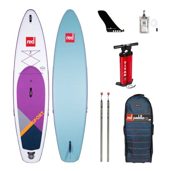 2020 red paddle co 11 3 sport special edition purple green water sports