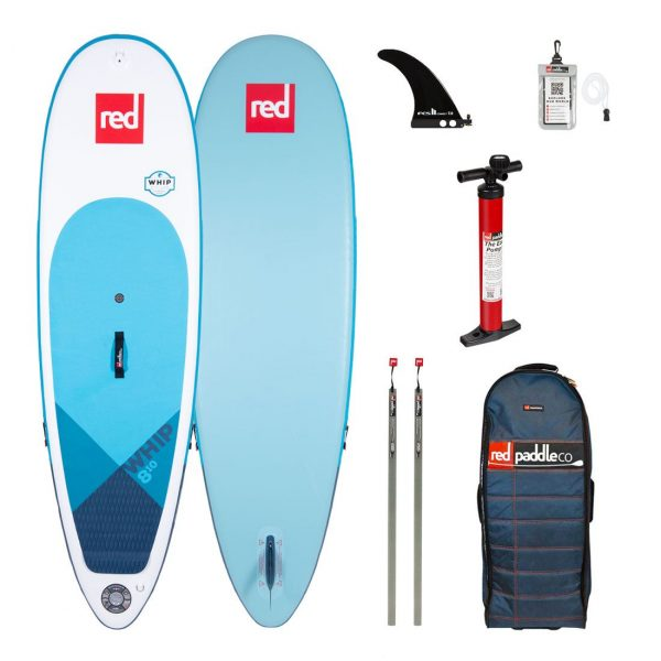 2020 red paddle co 8 10 whip best surf inflatable sup green water sports