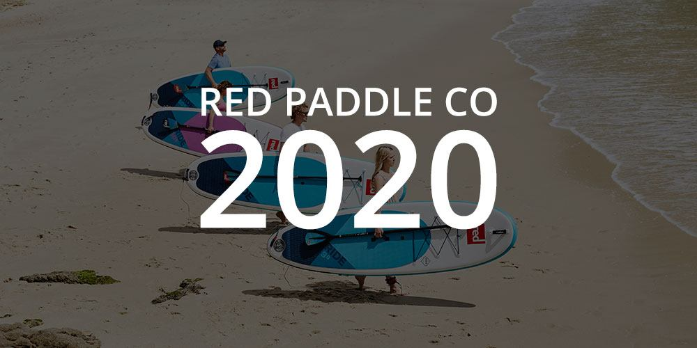 red paddle co 2020 inflatable paddle boards