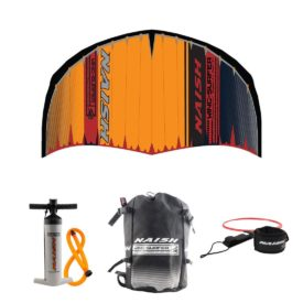 2020 naish wind wing package wing surfer d2 orange red green water sports