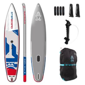 2020 starboard sup windsurfing inflatable 12 6 touring paddle board green water sports